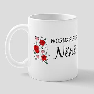 WB Mom [Albanian] Mug